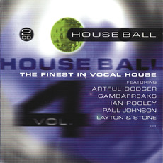 House Ball, Vol.4 by Various Artists