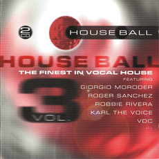 House Ball, Vol.3 by Various Artists
