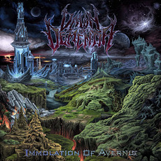 Immolation of Avernis by Dawn of Dementia