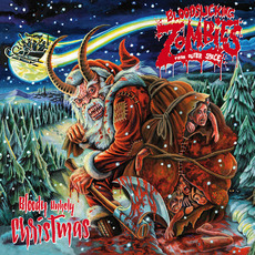 Bloody Unholy Christmas mp3 Album by Bloodsucking Zombies From Outer Space