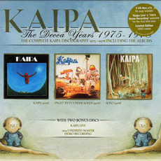 The Decca Years 1975-1978 mp3 Artist Compilation by Kaipa