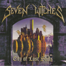 City of Lost Souls mp3 Album by Seven Witches