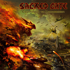 Countdown to Armageddon mp3 Album by Sacred Gate