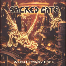 When Eternity Ends mp3 Album by Sacred Gate