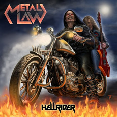 Hellrider mp3 Album by Metal Law