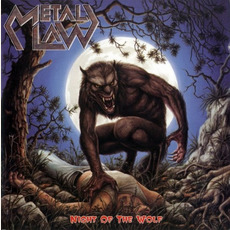 Night of the Wolf mp3 Album by Metal Law