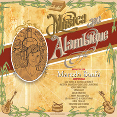 Música de Alambique mp3 Album by Marcelo Bonfá