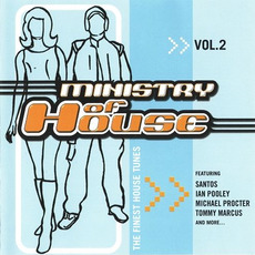 Ministry of House 2 mp3 Compilation by Various Artists