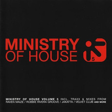 Ministry of House 5 by Various Artists