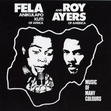 Music of Many Colors (Re-Issue) mp3 Album by Fela Anikulapo Kuti & Roy Ayers