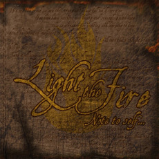 Note to Self mp3 Album by Light The Fire