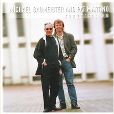 Conversation mp3 Album by Michael Sagmeister and Pat Martino