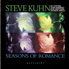 Seasons Of Romance mp3 Album by Steve Kuhn