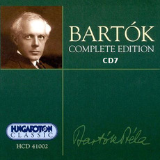 Bartók Complete Edition, CD7 mp3 Artist Compilation by Béla Bartók