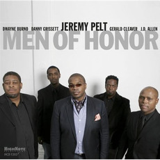 Men of Honor mp3 Album by Jeremy Pelt