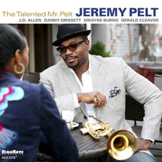 The Talented Mr. Pelt mp3 Album by Jeremy Pelt