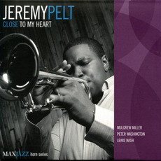 Close To My Heart mp3 Album by Jeremy Pelt