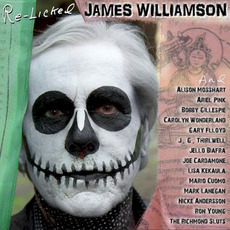 Re-Licked mp3 Album by James Williamson