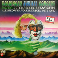 Doldinger Jubilee Concert mp3 Live by Passport