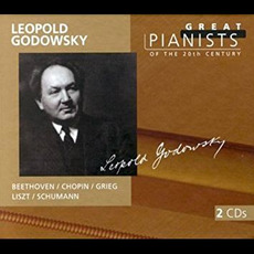 Great Pianists of the 20th Century, Volume 38: Leopold Godowsky mp3 Artist Compilation by Leopold Godowsky