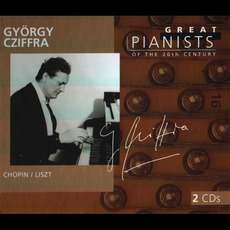 Great Pianists of the 20th Century, Volume 23: György Cziffra mp3 Artist Compilation by Georges Cziffra