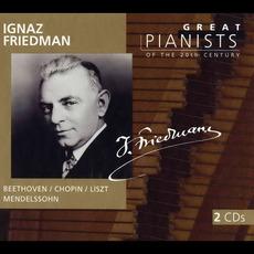 Great Pianists of the 20th Century, Volume 30: Ignaz Friedman mp3 Artist Compilation by Ignaz Friedman