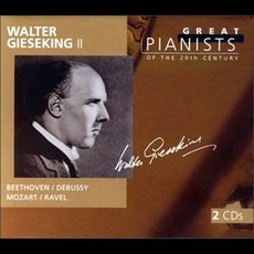 Great Pianists of the 20th Century, Volume 33: Walter Gieseking II mp3 Compilation by Various Artists