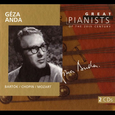 Great Pianists of the 20th Century, Volume 1: Géza Anda mp3 Compilation by Various Artists