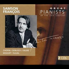 Great Pianists of the 20th Century, Volume 28: Samson François mp3 Compilation by Various Artists