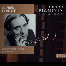 Great Pianists of the 20th Century, Volume 20: Alfred Cortot I mp3 Compilation by Various Artists