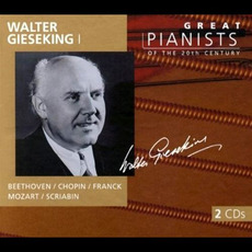 Great Pianists of the 20th Century, Volume 32: Walter Gieseking I mp3 Compilation by Various Artists