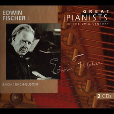 Great Pianists of the 20th Century, Volume 25: Edwin Fischer I mp3 Compilation by Various Artists