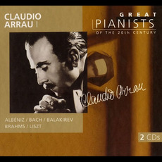 Great Pianists of the 20th Century, Volume 4: Claudio Arrau I mp3 Compilation by Various Artists