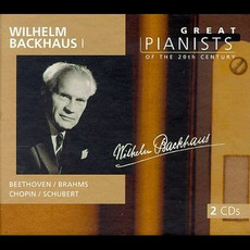 Great Pianists of the 20th Century, Volume 8: Wilhelm Backhaus I mp3 Compilation by Various Artists