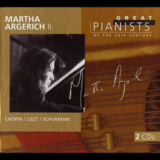 Great Pianists of the 20th Century, Volume 3: Martha Argerich II mp3 Compilation by Various Artists