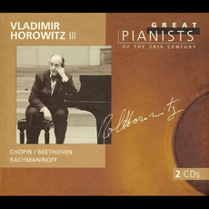 Great Pianists of the 20th Century, Volume 49: Vladimir Horowitz III mp3 Compilation by Various Artists