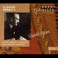 Great Pianists of the 20th Century, Volume 6: Claudio Arrau III mp3 Compilation by Various Artists