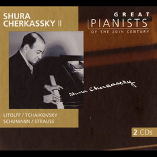 Great Pianists of the 20th Century, Volume 18: Shura Cherkassky II mp3 Compilation by Various Artists