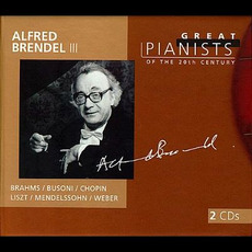 Great Pianists of the 20th Century, Volume 14: Alfred Brendel III mp3 Compilation by Various Artists