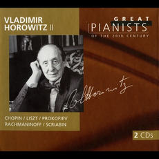 Great Pianists of the 20th Century, Volume 48: Vladimir Horowitz II mp3 Compilation by Various Artists