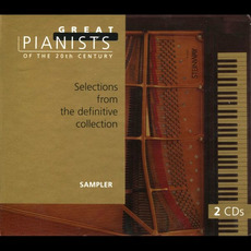 Great Pianists of the 20th Century: Sampler mp3 Compilation by Various Artists