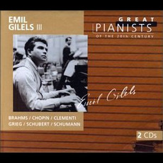 Great Pianists of the 20th Century, Volume 36: Emil Gilels III mp3 Compilation by Various Artists