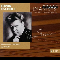 Great Pianists of the 20th Century, Volume 26: Edwin Fischer II mp3 Compilation by Various Artists