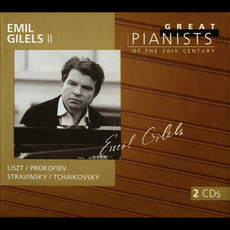 Great Pianists of the 20th Century, Volume 35: Emil Gilels II mp3 Compilation by Various Artists