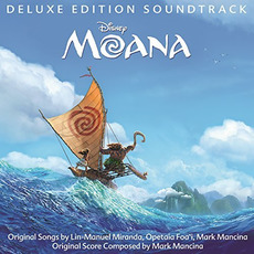 Moana (Deluxe Edition) by Various Artists