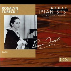 Great Pianists of the 20th Century, Volume 94: Rosalyn Tureck II mp3 Artist Compilation by Johann Sebastian Bach