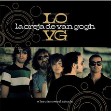 A las cinco en el Astoria mp3 Album by La Oreja de Van Gogh