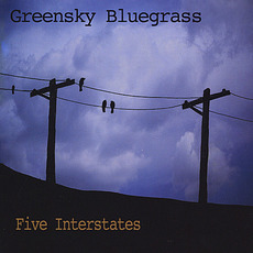 Five Interstates mp3 Album by Greensky Bluegrass