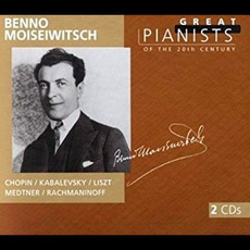 Great Pianists of the 20th Century, Volume 70: Benno Moiseiwitsch mp3 Compilation by Various Artists