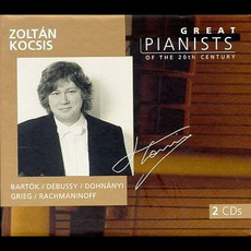 Great Pianists of the 20th Century, Volume 59: Zoltán Kocsis mp3 Compilation by Various Artists